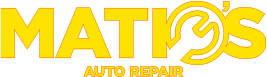 Matics Auto Repair LLC. logo